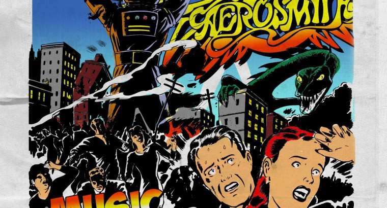 Aerosmith «Music From Another Dimension!»