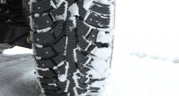 Зимняя резина — причина сохранения жизни