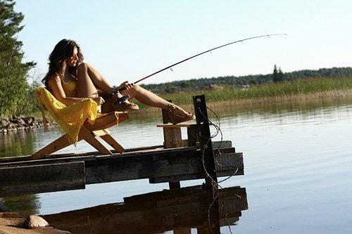 Про мусор и рыбалку