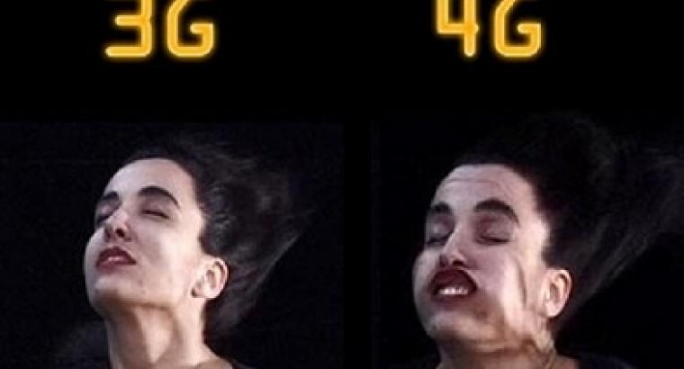 Шедевры рекламы 4G