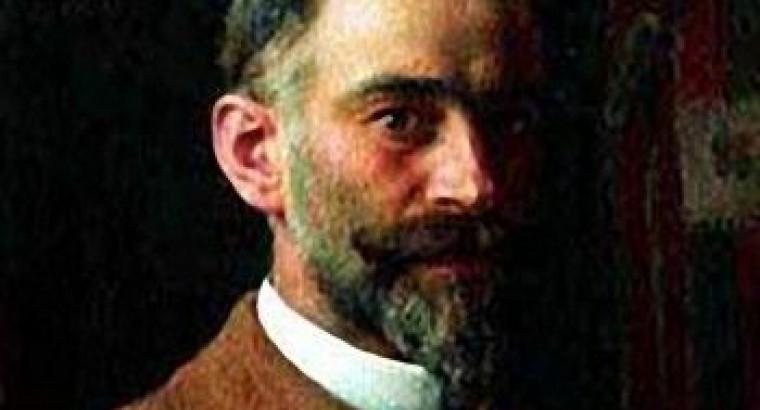 Альфонс Этьен Дине (Alphonse-Étienne Dinet)