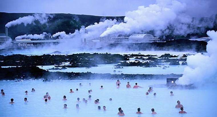 Исландия страна в которой я хотела бы побывать