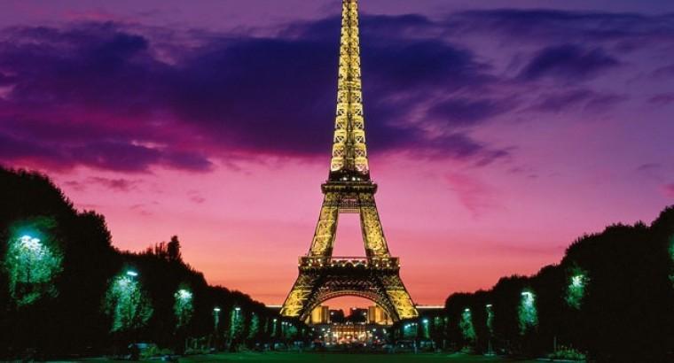 Вечный город Париж