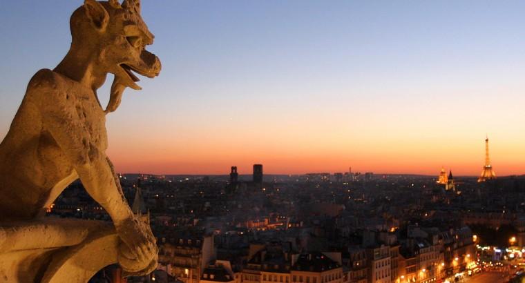 Paris, jour 2. Les swindlers