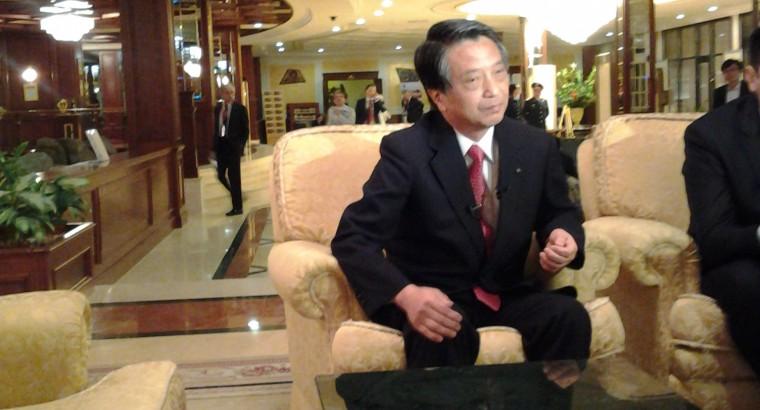 Сатоши Сейно: «КТЖ имеет все шансы стать региональным лидером в области железных дорог»