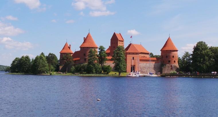 Литва: от Друскининкая до Тракая