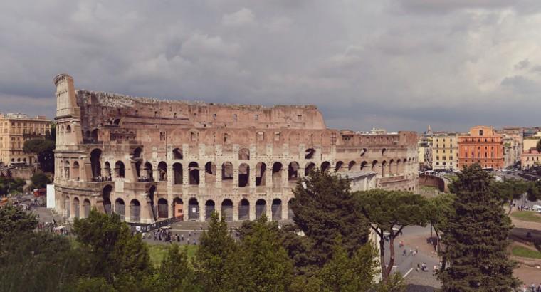 Рим. Часть 3