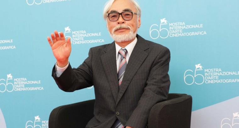 Хаяо Миядзаки уходит на покой