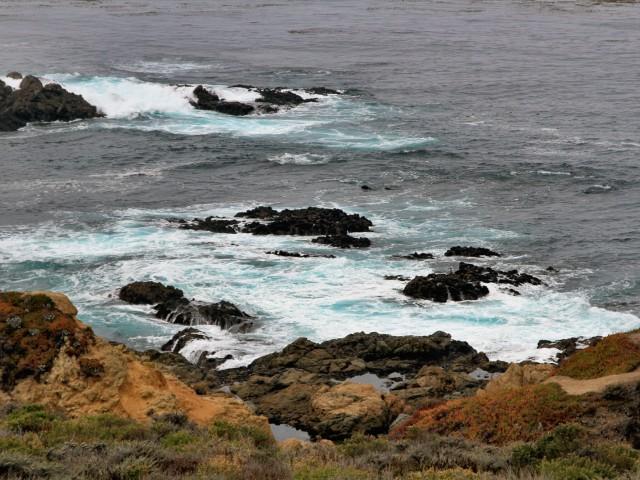 Первая дорога и Тихий океан. Калифорния