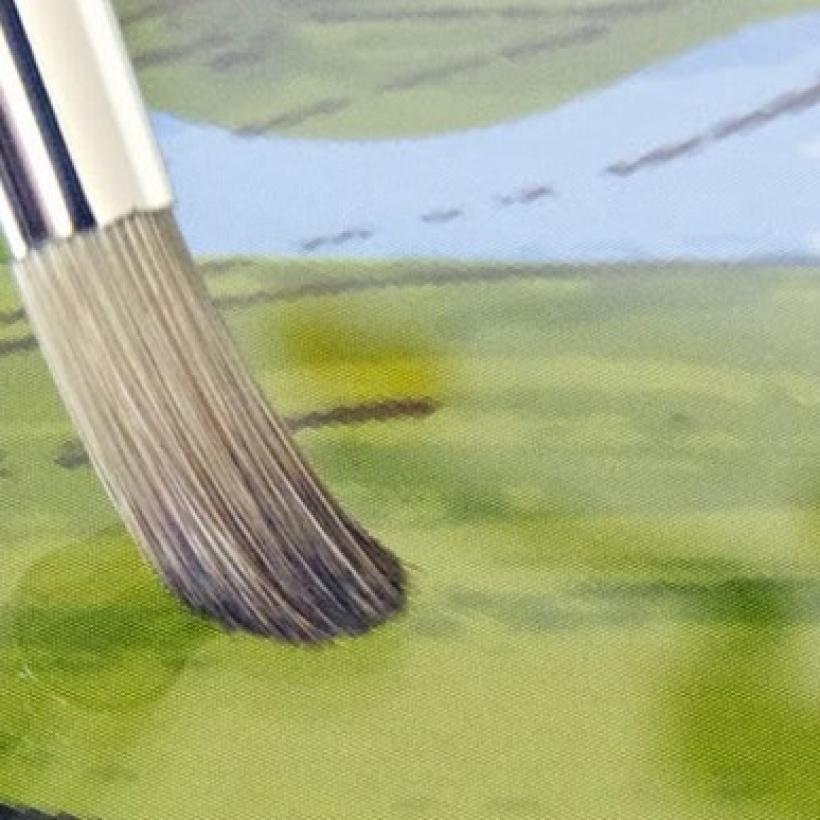 Электронная кисть для настоящего художника. Гаджет Sensu Brush для рисования на iPad
