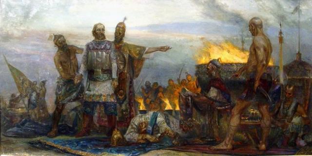 Традиции ордынцев