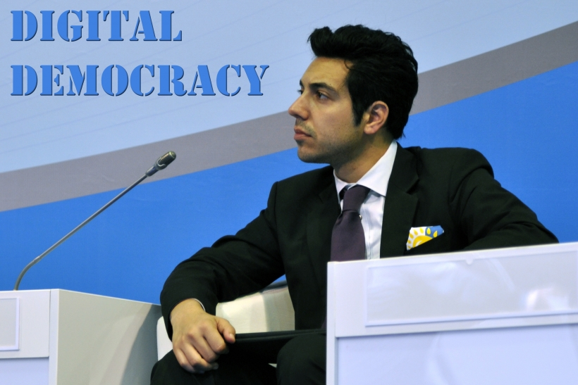 Digital Democracy: общественные проекты и новые медиа