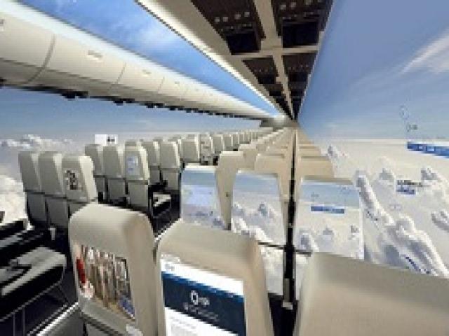 Вот такие суперсовременные самолеты могут появиться уже через 10 лет. Это будет фантастическое…