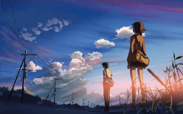 ТОП-10 аниме, оставшихся в памяти...