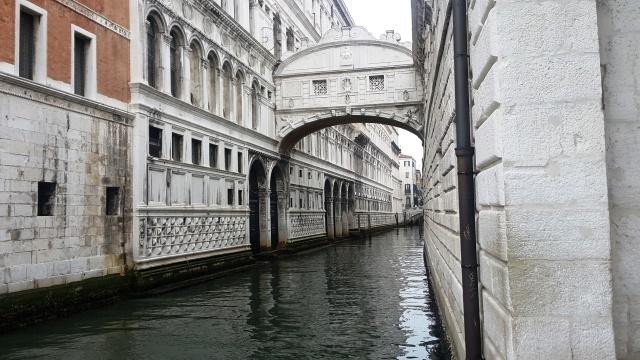 Что можно посмотреть в Венеции за 4 дня. Часть 1
