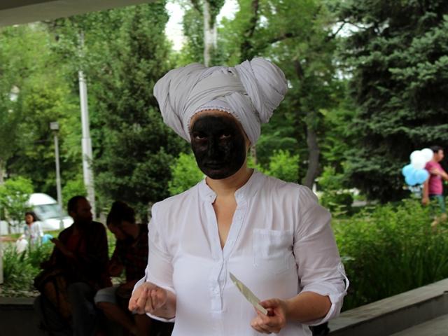 Второе пришествие Катипы Апай на кыргызскую землю. Пострелиз
