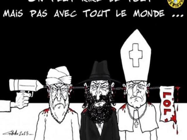 «Шарли Эбдо» и европейская свобода слова
