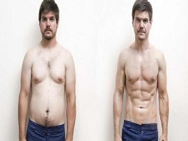 Он привел свое тело в прекрасную форму, прилагая к этому минимум усилий. Ошеломительный результат!