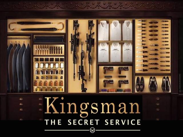 Пра кино чичуть: «Kingsman: Секретная служба»