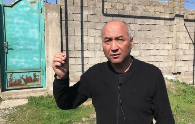 """Айыс """"Сюнто"""" Ерлан Балтабаев. Законодательная подачка"""